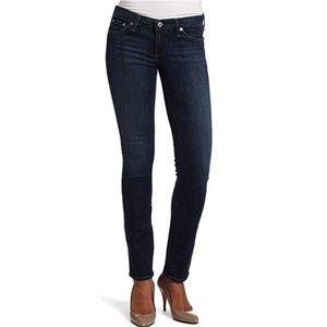 Adriano Goldschmied The Stilt Dark Wash Jeans 28R